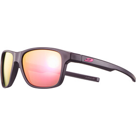 Julbo Cruiser Spectron 3CF Sunglasses matt aubergine/multilayer rosa